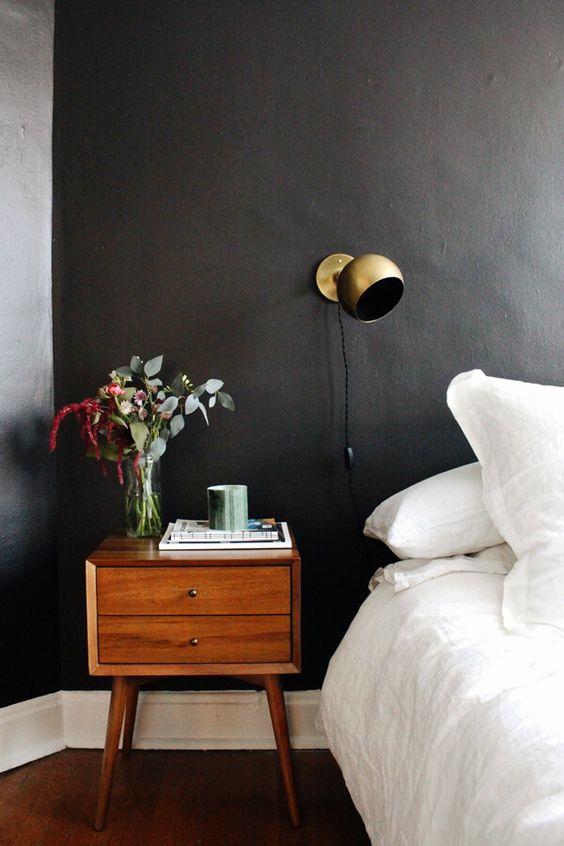 Signification des couleurs Chambre noire