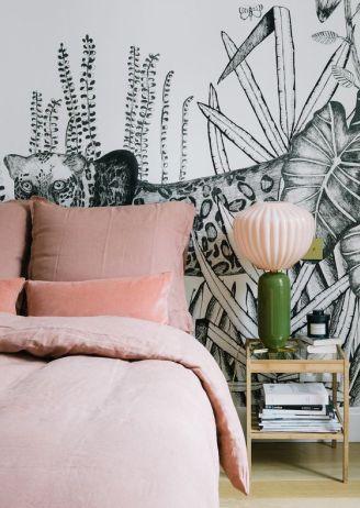 Signification des couleurs Chambre rose