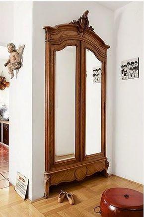 Chambre parentale armoire