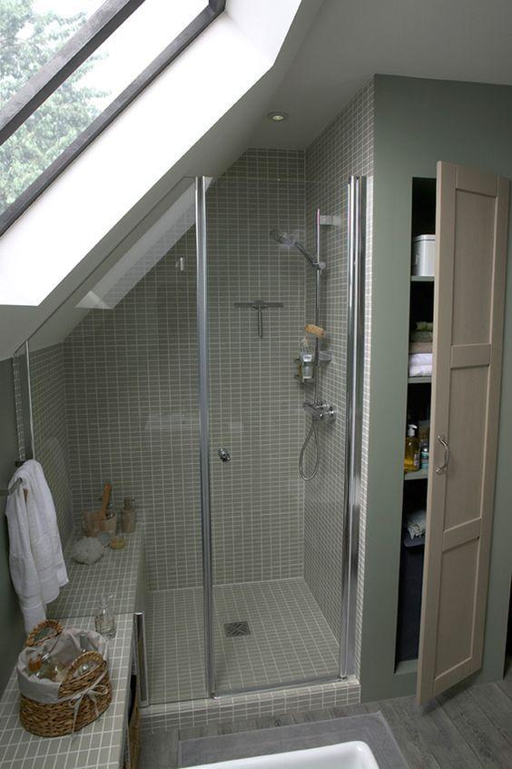 Aménager les combles pour la salle de bain