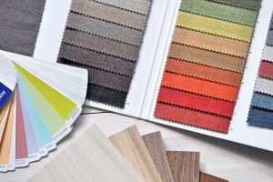 Architecture Intérieure et Décoration : Nuancier et Matériaux